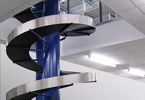 Spiral style Conveyors